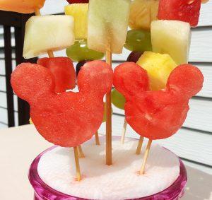 Minnie Mouse Fruit Ideas
